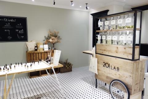 201LAB(ニーマルイチラボ)藤井大丸店