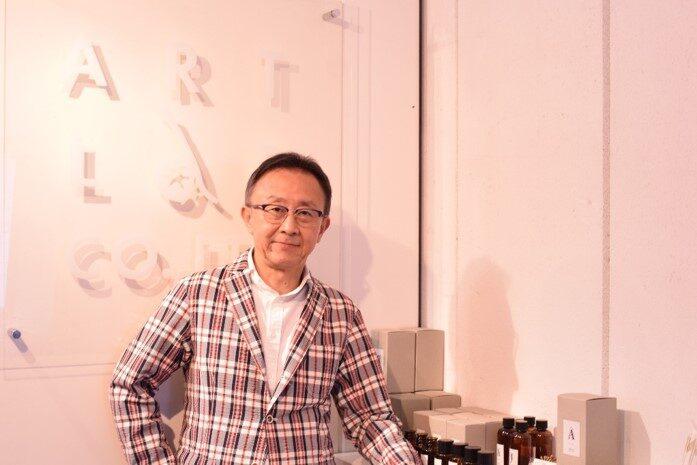 アート・ラボ代表取締役 髙木 哲
