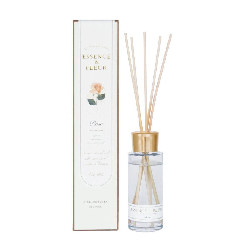 Le Voile Floral – リードディフューザー 90  ROSE